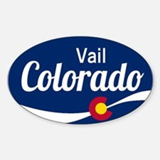 Epic Vail Ski Resort Colorado Decal