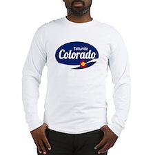 Epic Telluride Ski Resort Colo Long Sleeve T-Shirt