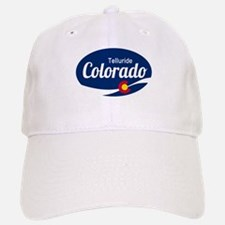 Epic Telluride Ski Resort Colorado Baseball Baseball Cap