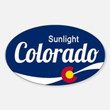 Epic Sunlight Ski Resort Colorado Decal