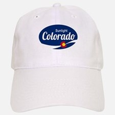 Epic Sunlight Ski Resort Colorado Baseball Baseball Cap