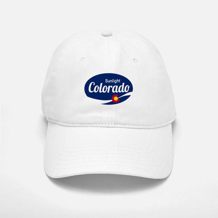 Epic Sunlight Ski Resort Colorado Baseball Baseball Cap