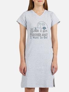 The Older I Get Women's Nightshirt
