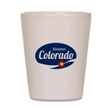 Epic Silverton Ski Resort Colorado Shot Glass