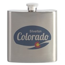 Epic Silverton Ski Resort Colorado Flask