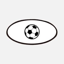 Large Soccer Ball Patches