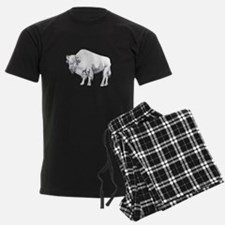 White Buffalo Pajamas