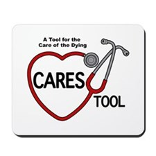 Cares Tool Logo Mousepad