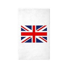 Great! Union Jack United Kingdom Flag Area Rug
