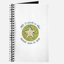 Sand, Sun & Sea Journal