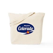 Epic Mary Jane Ski Resort Colorado Tote Bag