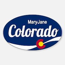 Epic Mary Jane Ski Resort Colorado Decal