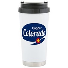 Epic Copper Mountain Sk Travel Mug