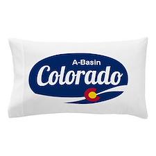 Epic Arapahoe Basin Ski Resort Colorad Pillow Case