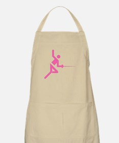 Pink Fencing Apron