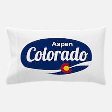 Epic Aspen Ski Resort Colorado Pillow Case