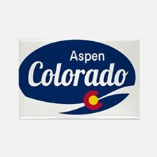 Epic Aspen Ski Resort Colorado Magnets