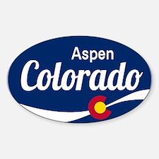 Epic Aspen Ski Resort Colorado Decal