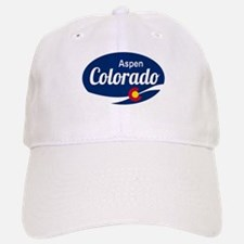 Epic Aspen Ski Resort Colorado Baseball Baseball Cap