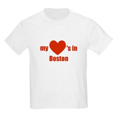 Boston Kids Light T-Shirt