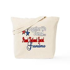 National Guard Grandma Tote Bag