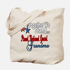 National Guard Grandma Tote Bag