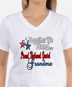 National Guard Grandma Shirt