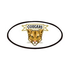 COUGARS Patches