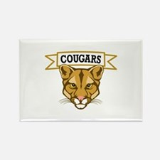 COUGARS Magnets
