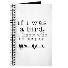 If I was a Bird Journal