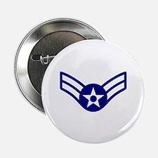 """USAF E-3 AIRMAN FIRST CLASS 2.25"""" Button (10 pack)"""