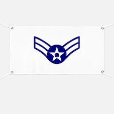 USAF E-3 AIRMAN FIRST CLASS Banner