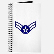 USAF E-3 AIRMAN FIRST CLASS Journal