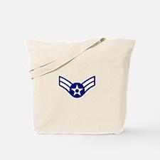 USAF E-3 AIRMAN FIRST CLASS Tote Bag
