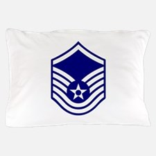 USAF E-7 MASTER SERGEANT Pillow Case