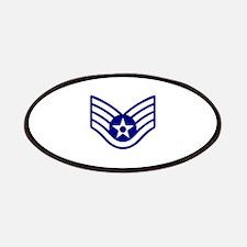 USAF E-5 STAFF SERGEANT Patches