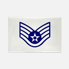 USAF E-5 STAFF SERGEANT Magnets