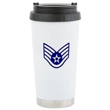 USAF E-5 STAFF SERGEANT Travel Mug