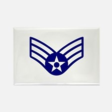 USAF E-4 SENIOR AIRMAN Magnets