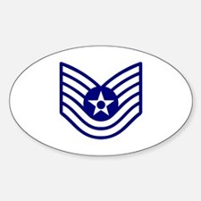 USAF E-6 TECH SERGEANT Decal