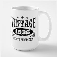 Vintage 1936 Mug