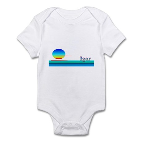 Igor Infant Bodysuit