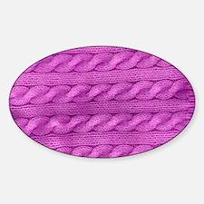 Unique Purple row Decal