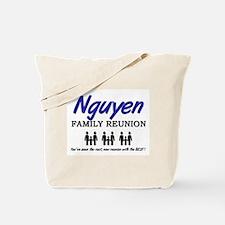 Nguyen Family Reunion Tote Bag