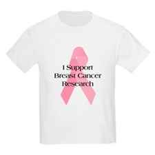 Breast Cancer Research Kids T-Shirt