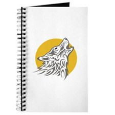 WOLF AGAINST MOON Journal