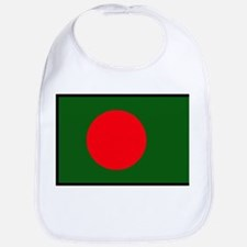 """""""Bangladesh Flag"""" Bib"""