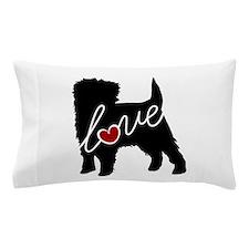 Affenpinscher Love Pillow Case