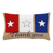Thank You Stars Pillow Case