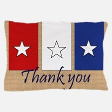 Thank You Stars Pillow Case